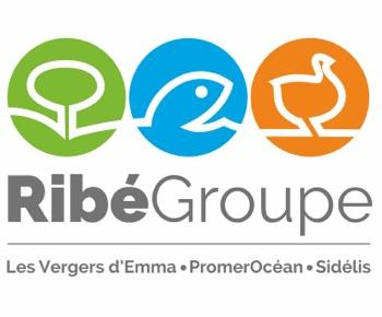 logo RibéGroupe, distributeur de fruits et légumes