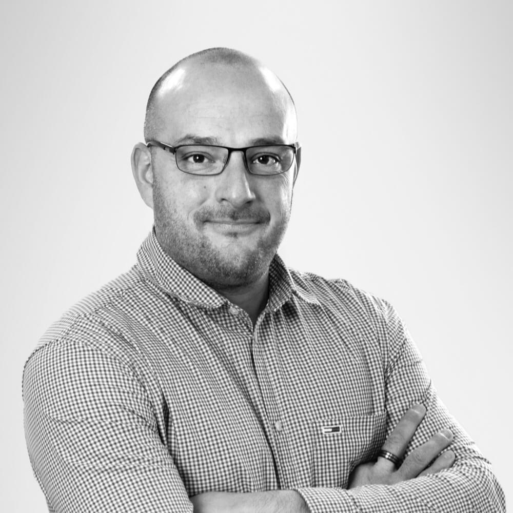 Aymerick BECCART, directeur du site Velders